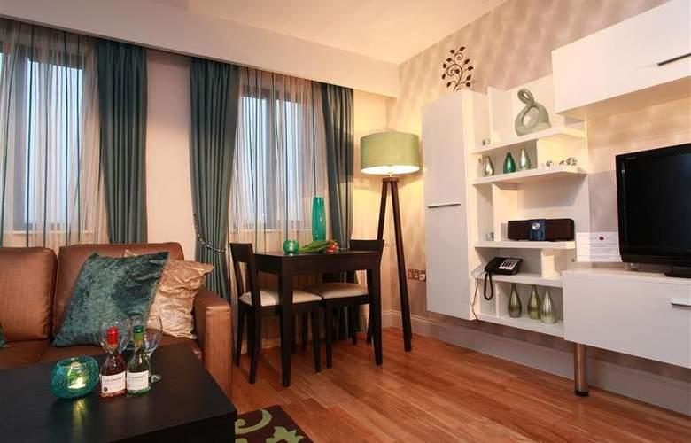 Best Western Maitrise Suites - Room - 68