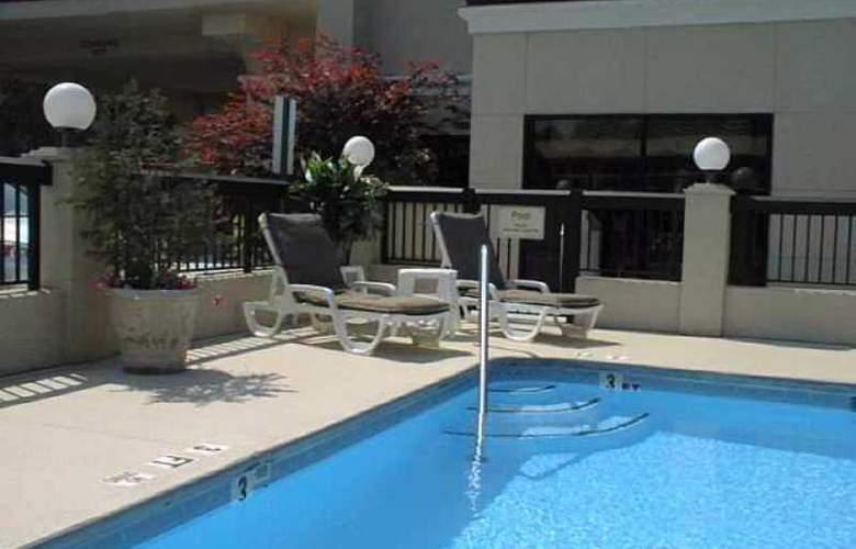 Hampton Inn Selma/Smithfield I-95 - Hotel - 6