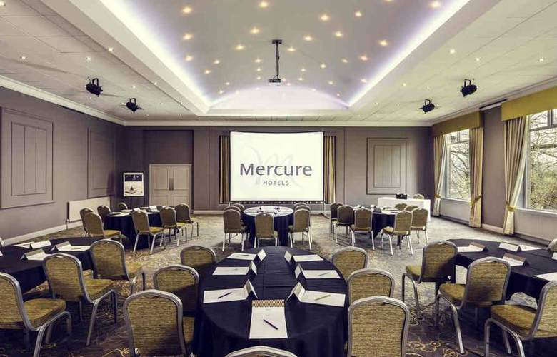 Mercure Bradford Bankfield - Conference - 34