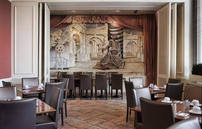 Best Western Le Galice Centre-Ville - Restaurant - 116