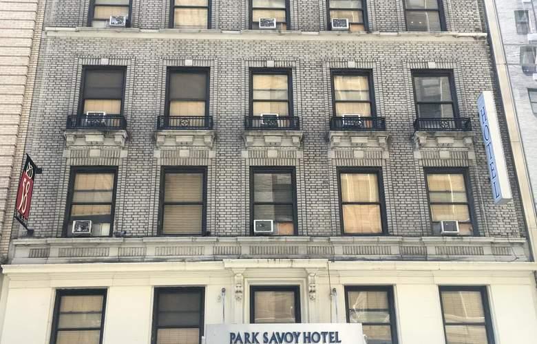 Park Savoy - Hotel - 0