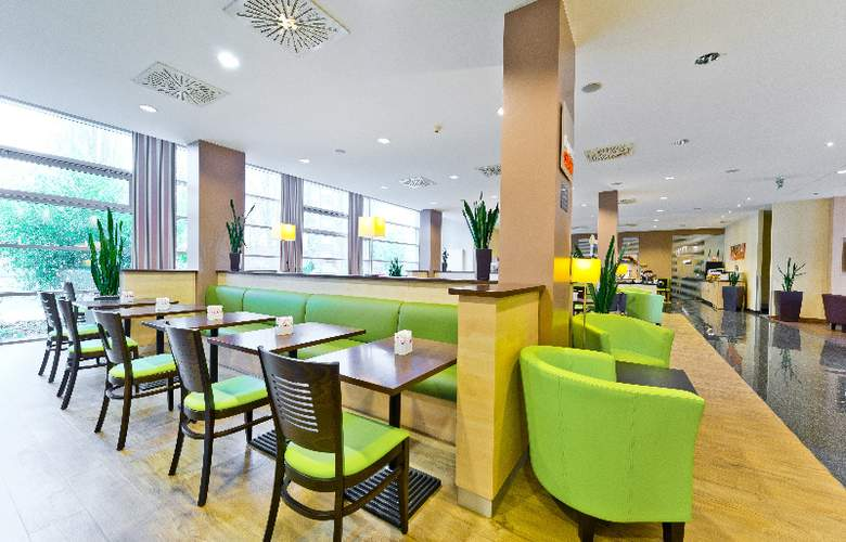 Holiday Inn Express Frankfurt-Messe - General - 1