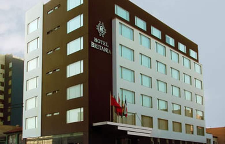 Britania Miraflores - Hotel - 0