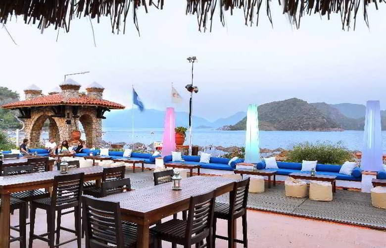 Marti Resort Hotel - Terrace - 18