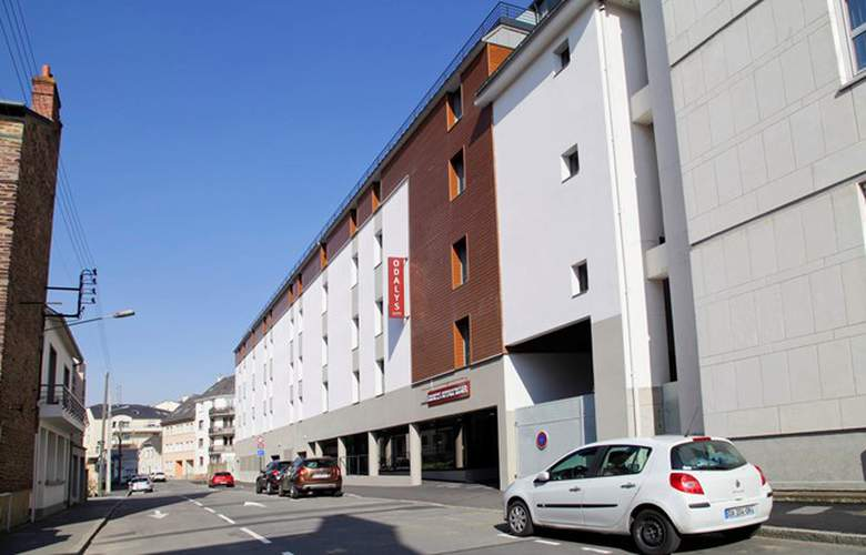 Appart'hôtel Rennes Lorgeril - Hotel - 0