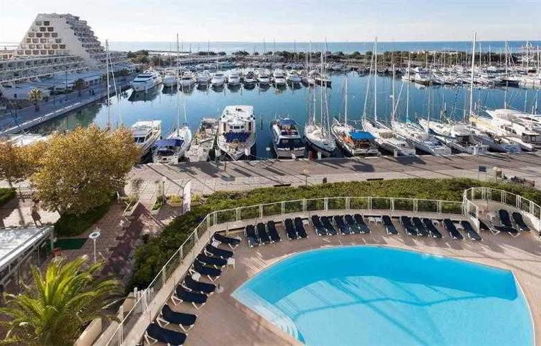 Mercure La Grande Motte Port - Hotel - 11