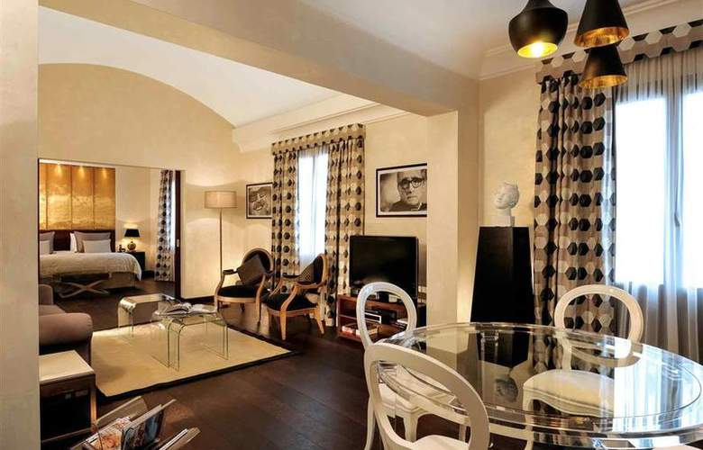 Sofitel Rome Villa Borghese - Room - 86