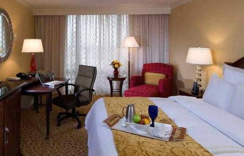 Marriott Chicago Oak Brook - Hotel - 9