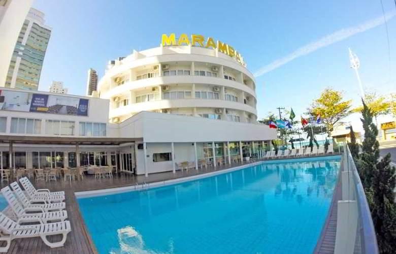 Marambaia Cassino Hotel & Convention - Hotel - 13