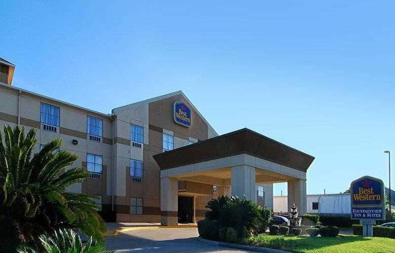 Best Western Fountainview Inn&Suites Near Galleria - Hotel - 0