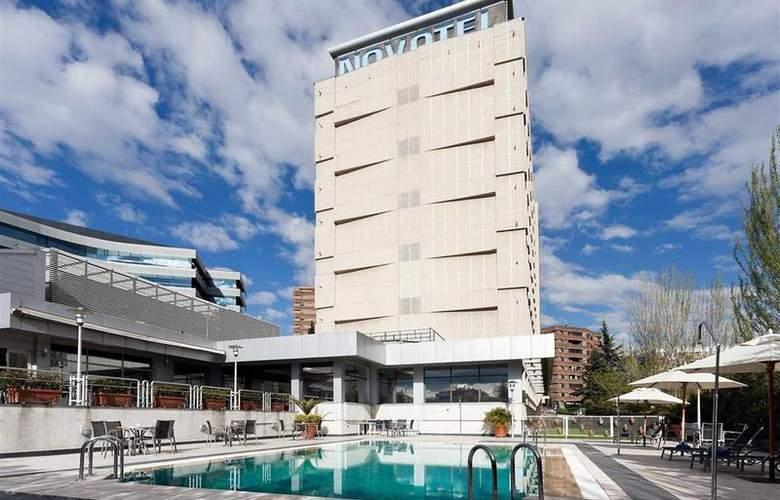 Novotel Madrid Puente de la Paz - Hotel - 10