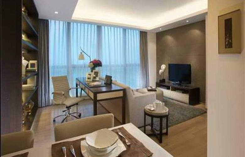 Fraser Suites Suzhou - Room - 0