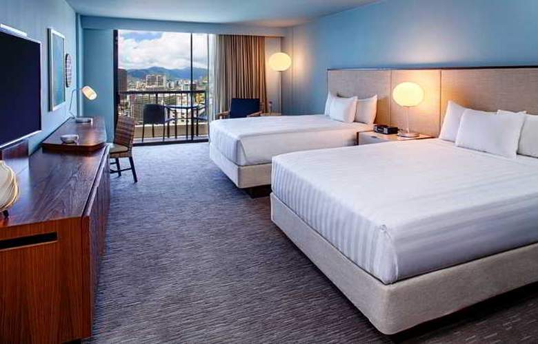 Hyatt Regency Waikiki Beach Resort & Spa - Room - 22