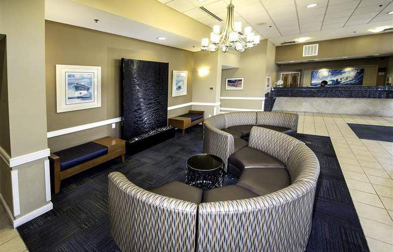Best Western Plus Oceanfront Virginia Beach - General - 36