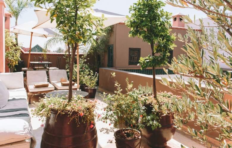 Riad Dar Zaman - Terrace - 11