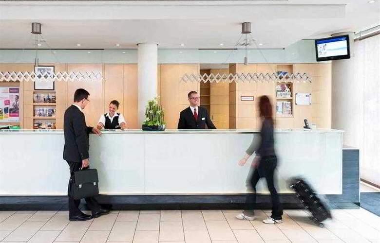 Mercure Berlin City - Hotel - 2