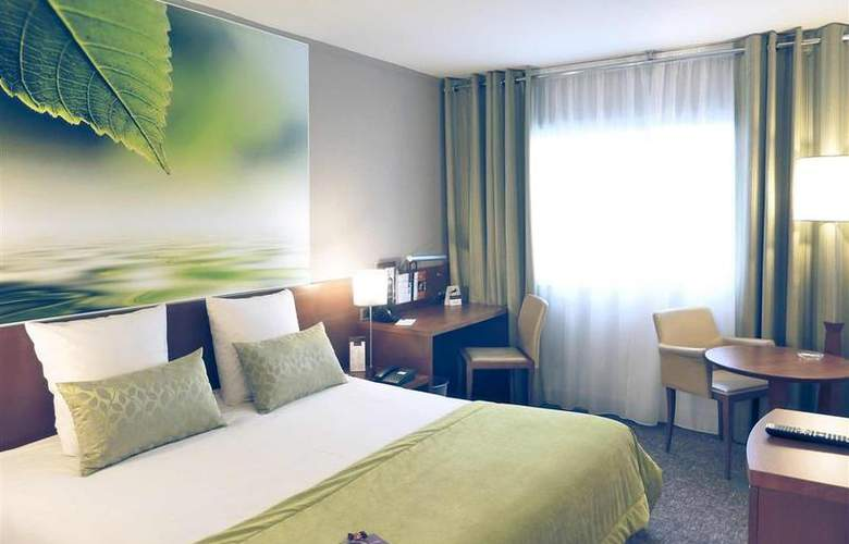 Mercure Lyon Charbonnieres - Hotel - 21