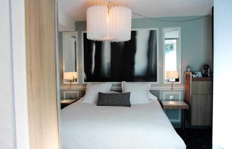 Best Western Hôtel Littéraire Premier Le Swann - Hotel - 60