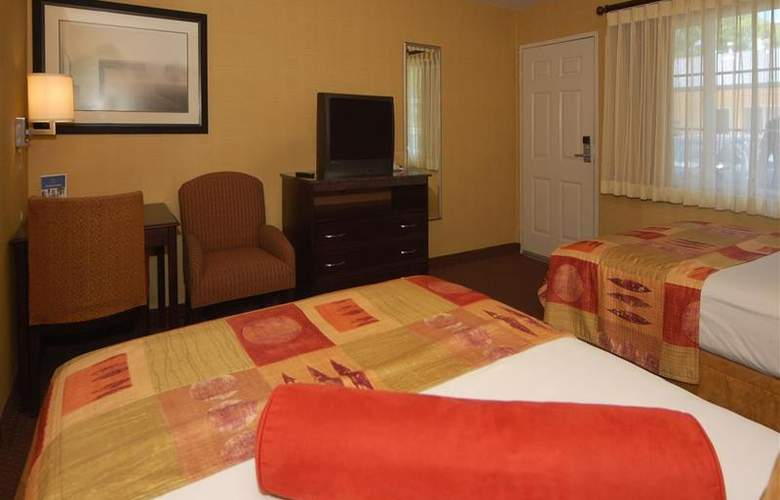 Best Western Townhouse Lodge - Room - 32