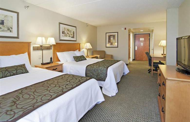 Best Western Plus Coon Rapids North Metro Hotel - Room - 54