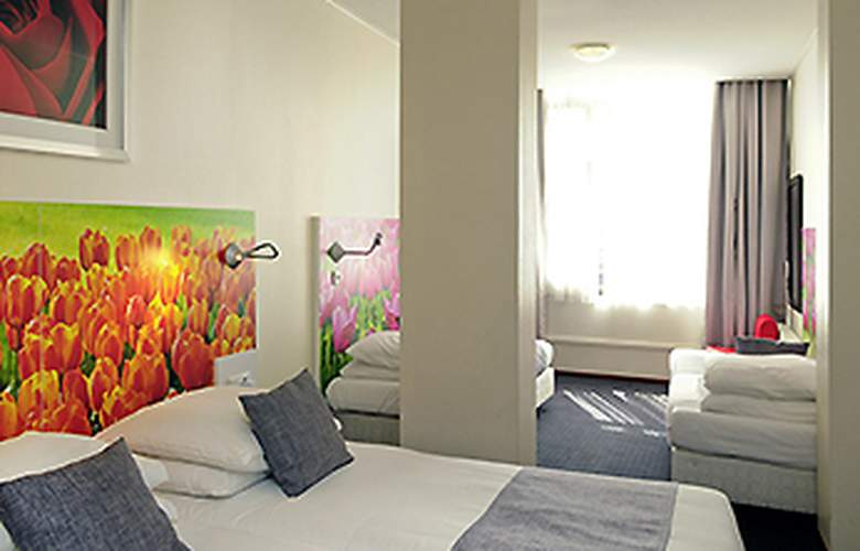 Ibis Styles Amsterdam City (Ex All Seasons) - Room - 8