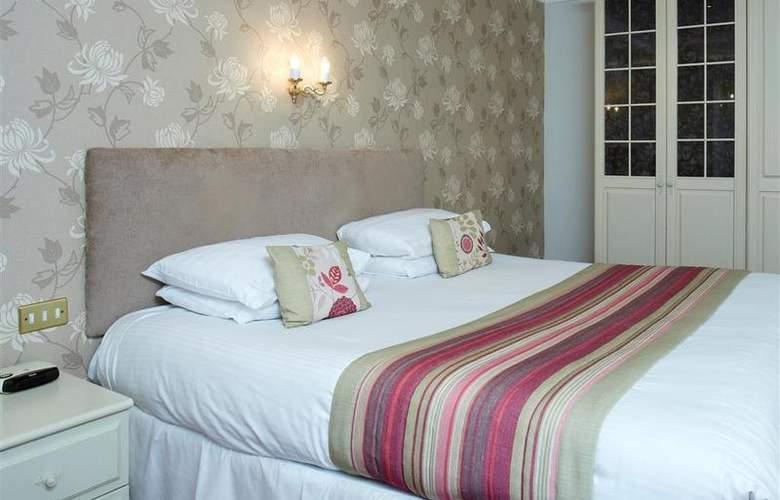 Best Western Consort Hotel - Room - 64