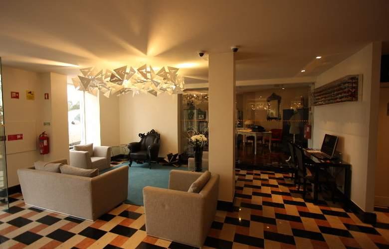 Sintra Boutique Hotel - Hotel - 3