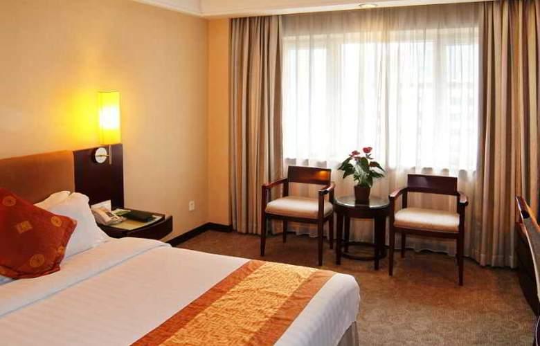 GuangDong Hotel - Room - 18