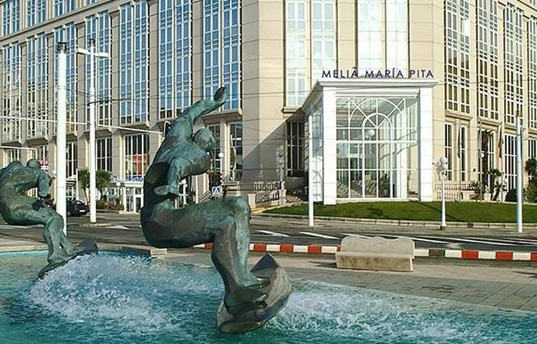 Meliá María Pita - Hotel - 0