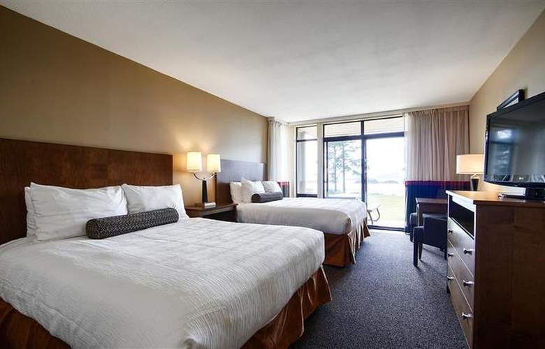 Best Western Plus Inner Harbour - Room - 170