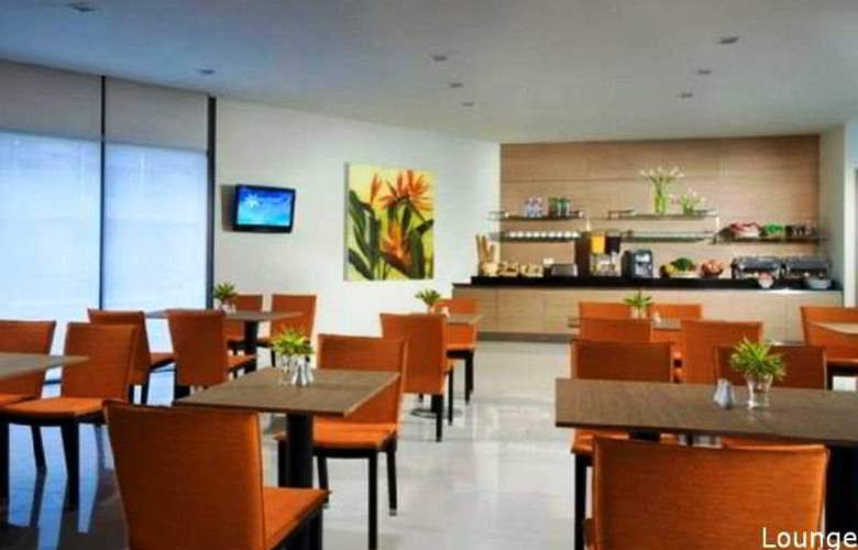 Citadines Singapore Mount Sophia - Restaurant - 9
