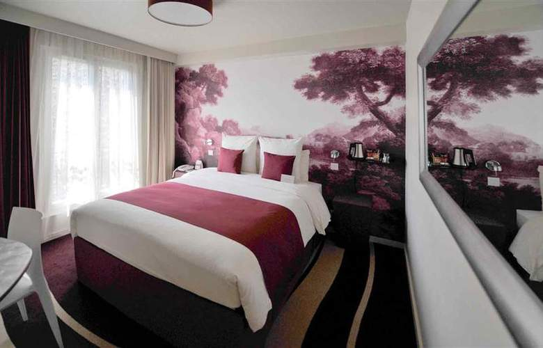 Mercure Paris Bastille Marais - Room - 38