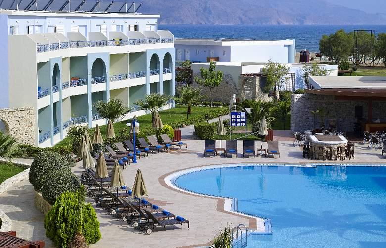 Mythos Palace - Hotel - 0