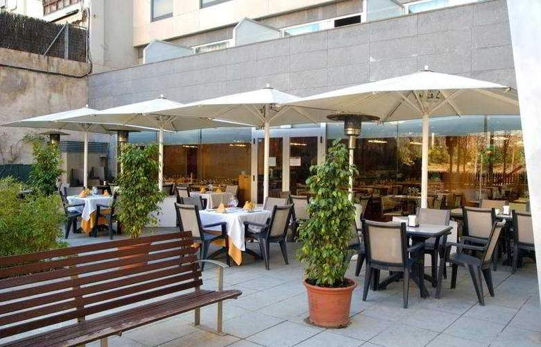 Evenia Rossello - Terrace - 6