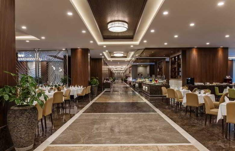 Regnum Carya Golf & Spa Resort - Restaurant - 5