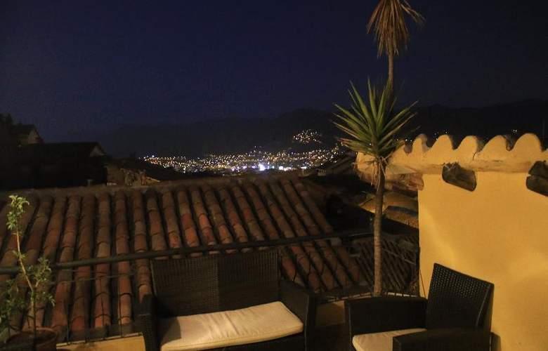 Hotel & Mirador Los Apus - Terrace - 10