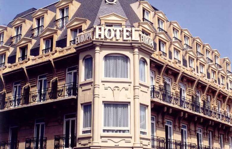 Sercotel Europa San Sebastian - Hotel - 0