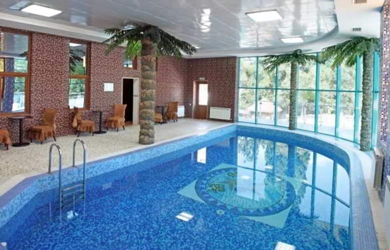 Parasat Hotel & Residence - Pool - 11