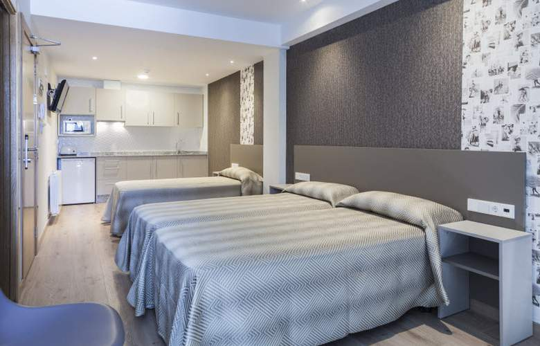 2 Sleep Estudios Benidorm - Room - 10