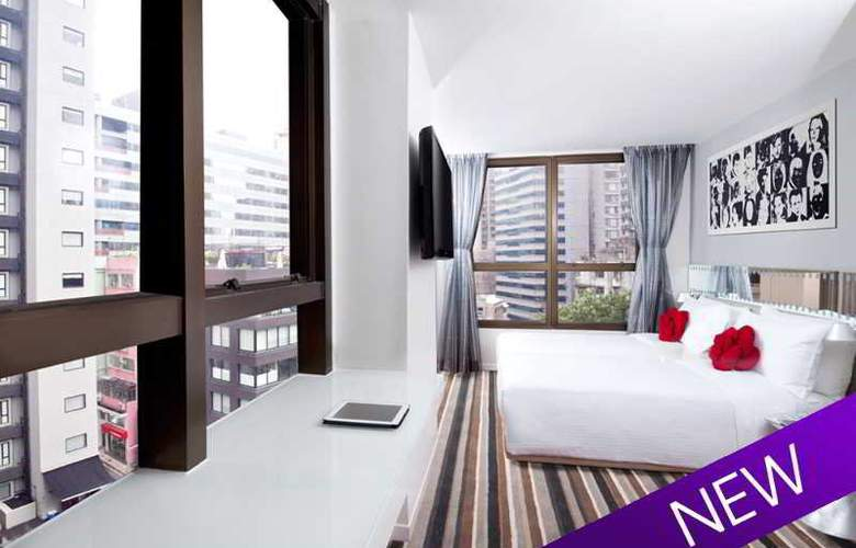 Travelodge Central, Hollywood Road - Room - 14