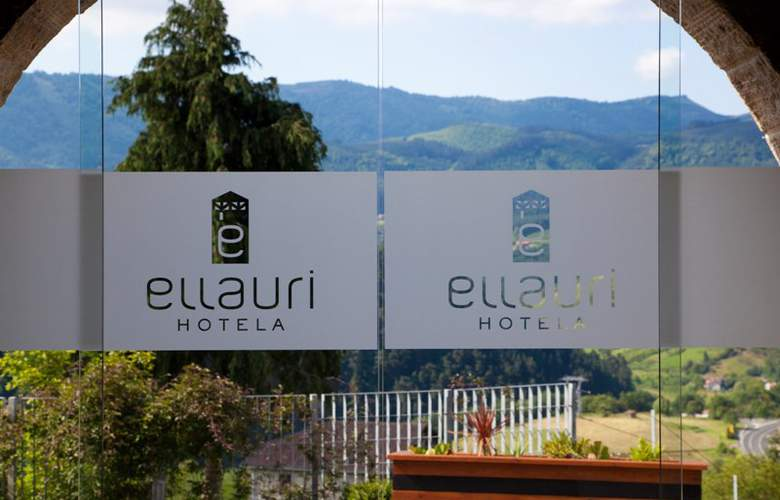 Ellauri Hotela - Hotel - 0
