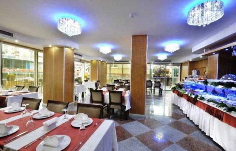Rhisos Hotel Bostanci - Restaurant - 6