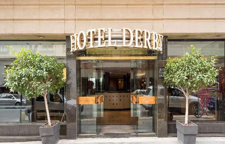 Derby - Hotel - 0