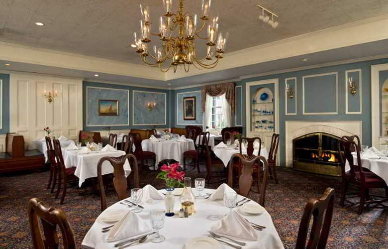 Dan'l Webster Inn - Restaurant - 15