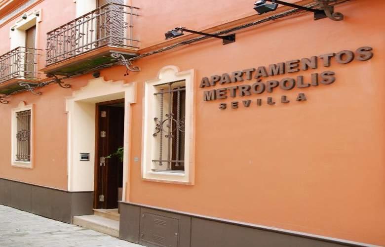 Apartamentos Metrópolis Sevilla - Hotel - 7