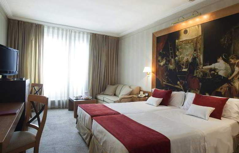 Courtyard Madrid Princesa - Room - 9