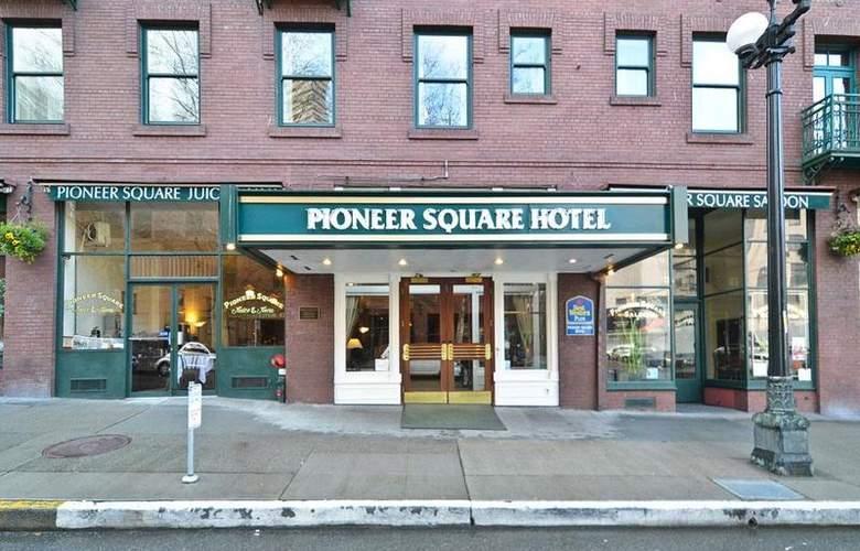 Best  Western Plus Pioneer Square - Hotel - 35