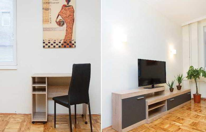 3 Bedroom Apartment cENTRAL sQUARE - Hotel - 5