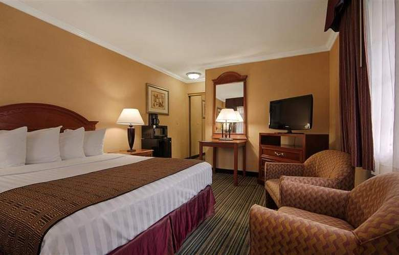 Best Western Hollywood Plaza Inn - Room - 62