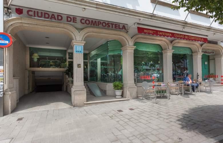 Ciudad De Compostela - Hotel - 4